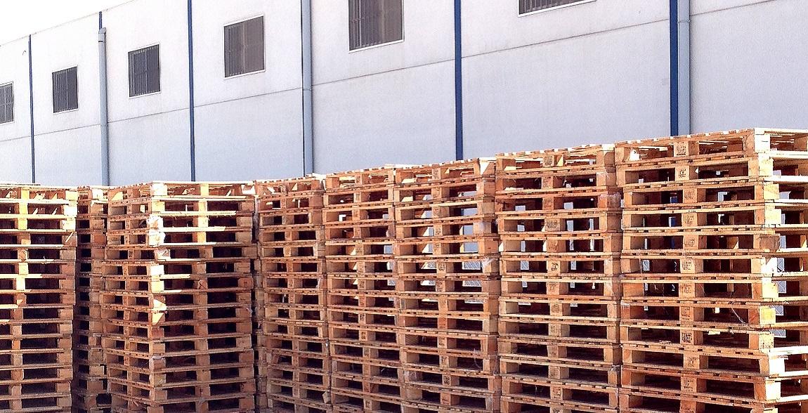 Comprar palets de madera en murcia